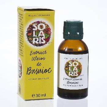 Extract Uleios De Busuioc 30ml Solaris