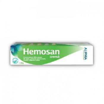 Hemosan Crema 35g Exhelios