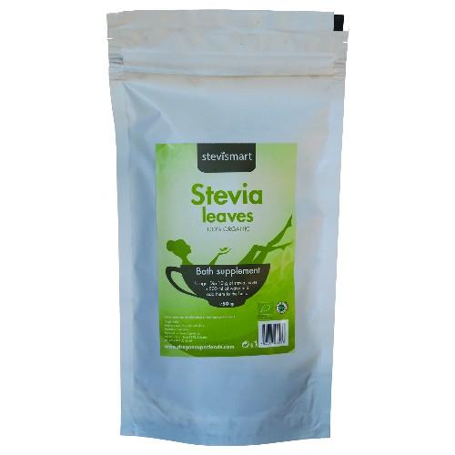 Stevia Frunze Uscate Bio 50gr (doar Pentru Uz Extern)