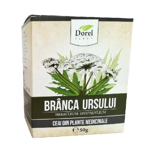 Ceai de Branca Ursului 50gr Dorel Plant