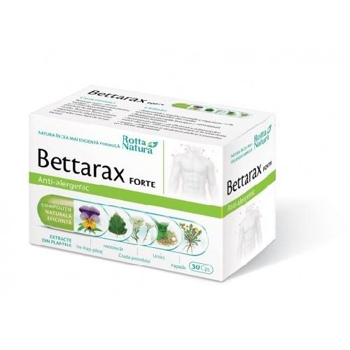 Bettarax Forte Anti-alergenic 30cps Rotta Natura