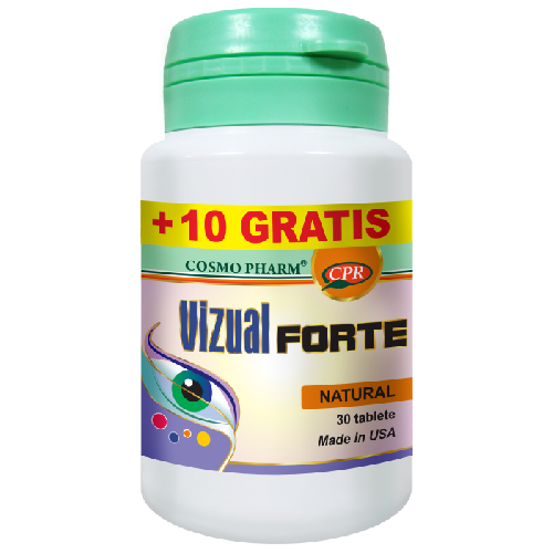 Visual Forte 30+10cps Cosmopharm