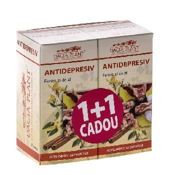 Antidepresiv 1+1 Gratis Dacia plant