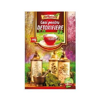 Ceai Detoxifiere 50gr Adserv