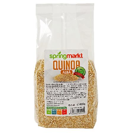 Quinoa alba 400gr