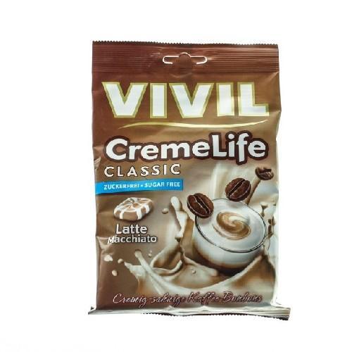 Vivil Latte Macchiato Fara Zahar 110gr
