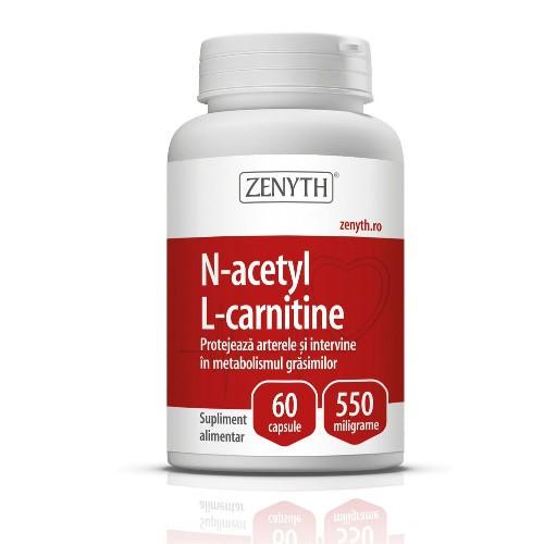 N-Acetyl L-Carnitine 60cps Zenyth