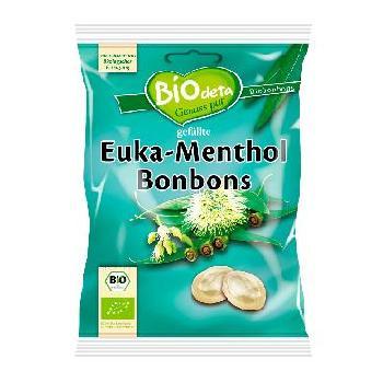 Bomboane Eucalipt Eco 75gr Biodeta