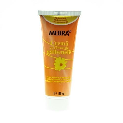 Crema Galbenele Mebra 50gr