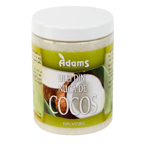 Ulei de Cocos 1000ml Adams