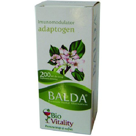 Balda Sirop 200ml Biovitalitty