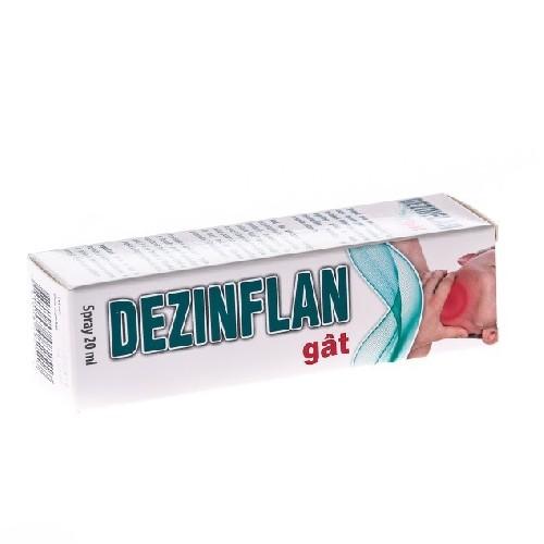 Dezinflan Gat Spray 20ml Zdrovit