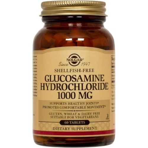 Glucosamina 1000mg 60tablete Solgar
