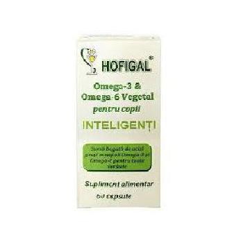 Omega 3& Omega 6 Vegetal 60cps Hofigal