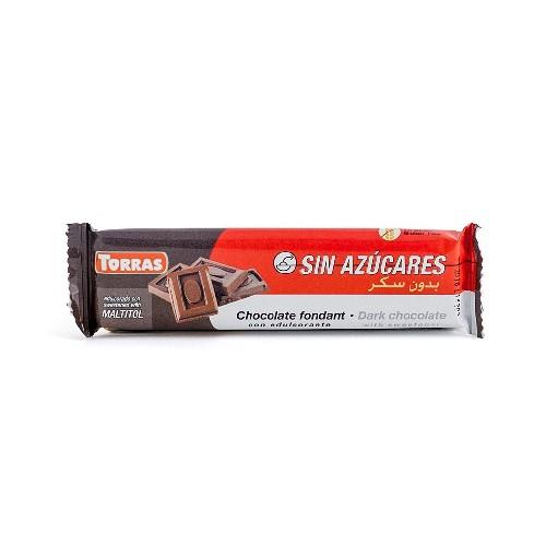 Ciocolata Neagra 30gr Torras