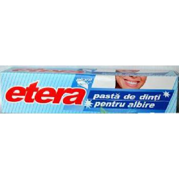 Pasta De Dinti Pt Albire 75 Ml Etera