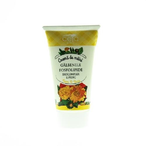 Crema de Maini cu Galbenele & Fosfolipide 50ml Ceta