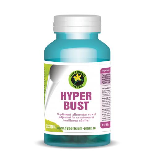 Matrxsan Hyper Bust 60cps Hypericum
