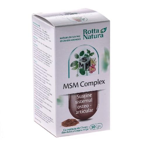 Msm Complex 30cps Rotta Natura