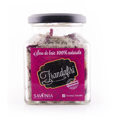 Sare de Baie -Trandafiri 250g Savonia