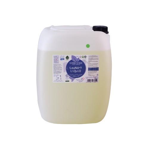 Detergent Eco Lichid Vrac pentru Rufe Albe si Colorate Lamaie 20