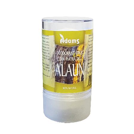 Piatra de Alaun Deodorant Natural 120gr