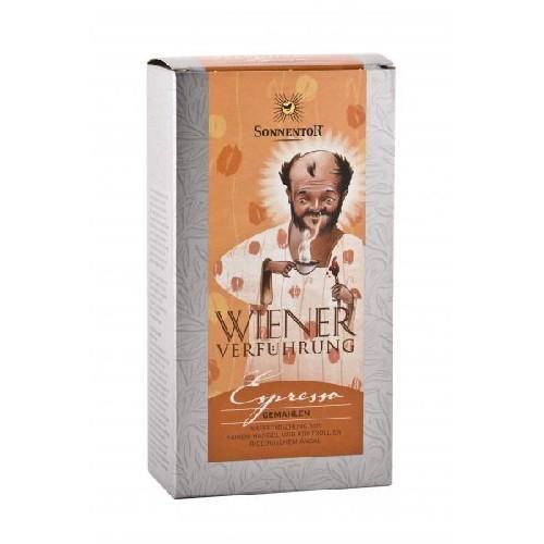 Cafea -Ispita vieneza- Espresso Macinata Eco 500gr Sonnentor