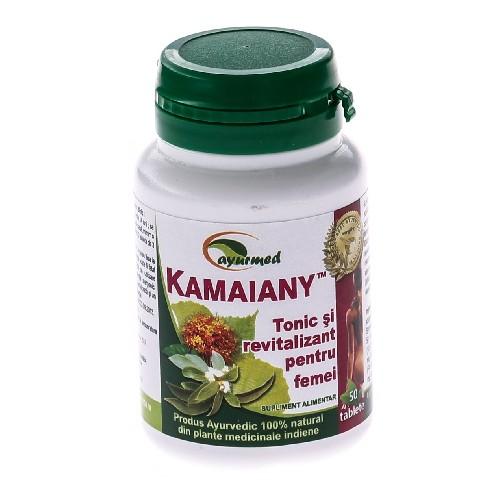 Kamaiany 50tab Ayurmed