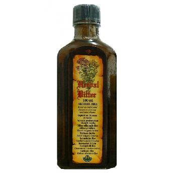 Bitter Herbal Fara Alcool 100ml Herbavit