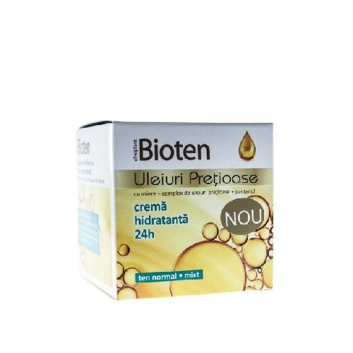 Bioten Crema Hidratanta 24h Ten Normal/mixt 50ml