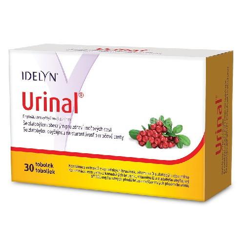 Urinal Idelyn 30cps Walmark
