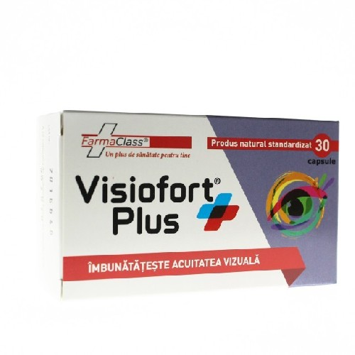 Visiofort Plus 30cps Farma Class