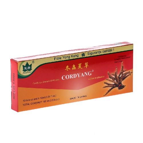 Yong Kang Cordyang 10fiole