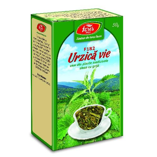 Ceai de Urzica Vie 50gr Fares