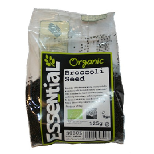 Seminte De Broccoli Bio 125gr Essential