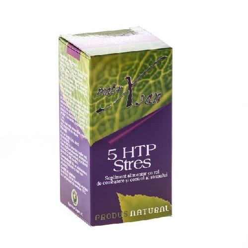 5-HTP Stres 60cps Hypericum