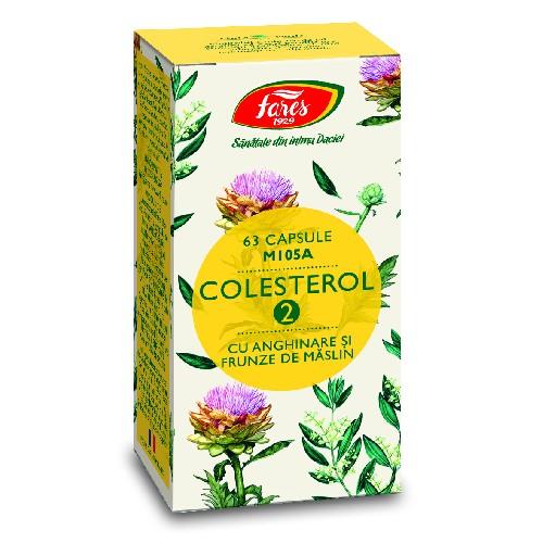 Colesterol 2 Fares 63cps