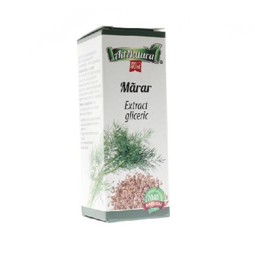Extract Gliceric Marar 50ml AdNatura