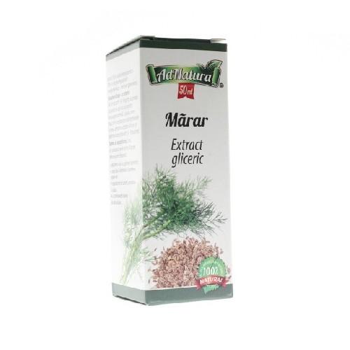 Extract Gliceric Marar 50ml Adnatura