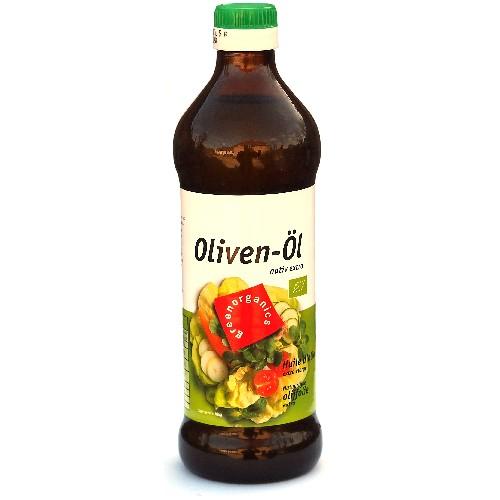 Ulei de Masline Extravirgin Bio 500ml Green Organics
