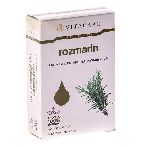 Ulei Esential De Rozmarin 30cps Moi Vitacare