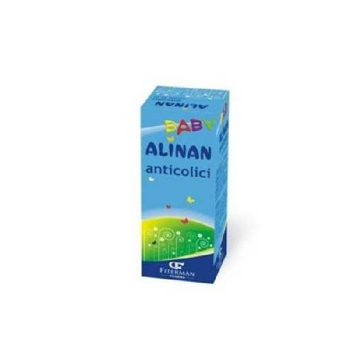 Alinan Baby Anticolici 20ml Fiterman