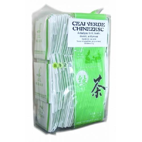 Ceai Verde 100plicuri Naturalia Diet