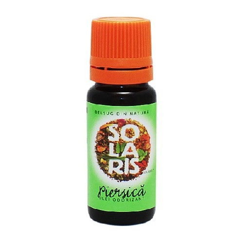 Ulei de Piersica (aromaterapie) 10ml Solaris