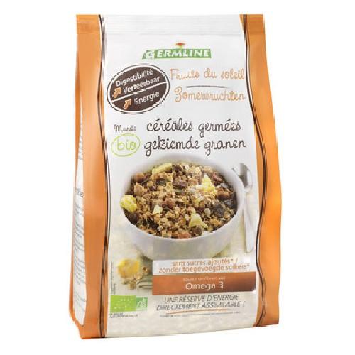 Musli Din Cereale Germinate Fruits Of The Sun Bio 350gr Germline