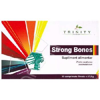 Strong Bones 30cps Trinity Pharma