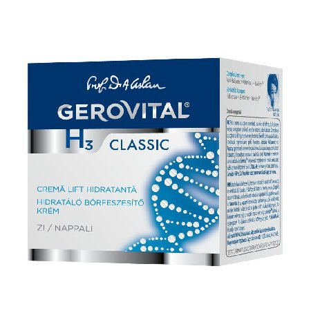 Crema Lift Hidratanta De Zi Gerovital H3 50ml