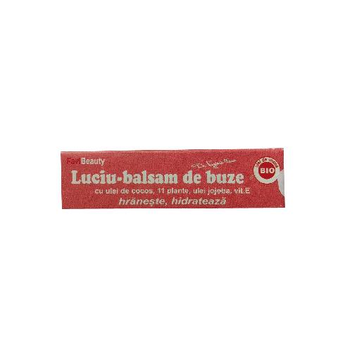 Luciu-Balsam de Buze din Plante Medicinale 4,2gr Favibeauty