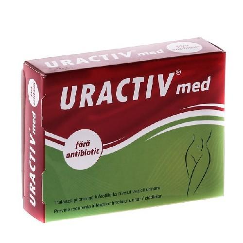 Uractiv Med 28cps Fara Antibiotic Fiterman