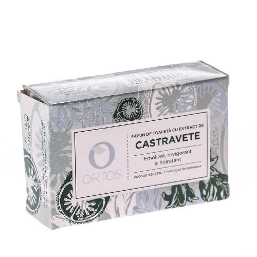 Sapun cu Castravete 100gr Ortos